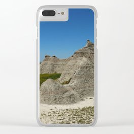 The Beauty Of A Rough Country Clear iPhone Case