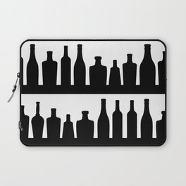 Classic Bottles Laptop Sleeve