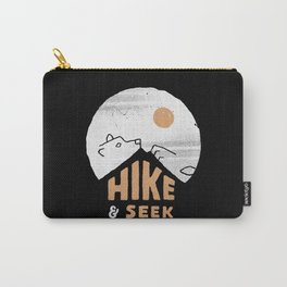 Hike And Seek Carry-All Pouch
