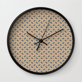Kadooment Wall Clock