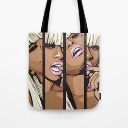 DOPE--GIRL Tote Bag