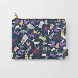 Wonky dogs Carry-All Pouch