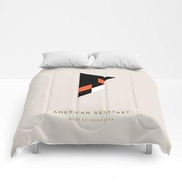 American Redstart Comforters