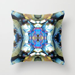 Mineral Composition 8 Throw Pillow