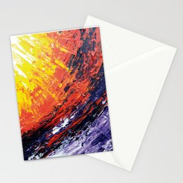 Sunny texture Stationery Cards
