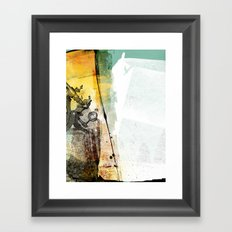 science Framed Art Print