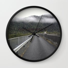 MacIntosh Dam Wall Clock