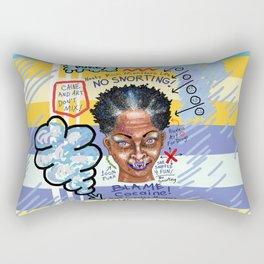 Junkie Games Rectangular Pillow