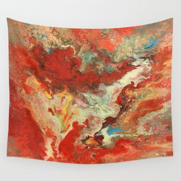Abstract Oil Painting 2 Wall Tapestry
