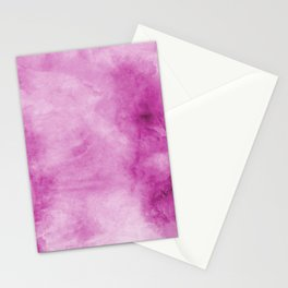 Purple Marble Art Stationery Cards
