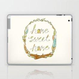 Home Sweet Home Laptop & iPad Skin