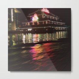 Amsterdam waters Metal Print