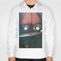 wreck it ralph Hoodies featuring Underwater Wreck by Lucas Brown
