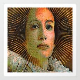 Empress Phobos Art Print