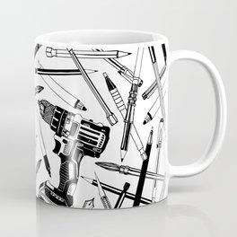 Art Bits Drill Set Coffee Mug