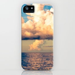 Heavenly Clouds iPhone Case