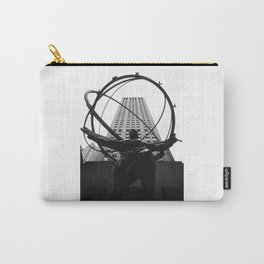 Atlas at the Rockefeller Center, New York Carry-All Pouch