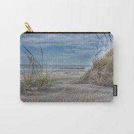 Sand Swirls Carry-All Pouch