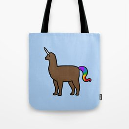 Alpacacorn Tote Bag