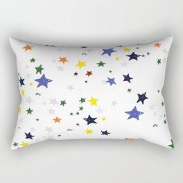 Star Terrazzo Rectangular Pillow