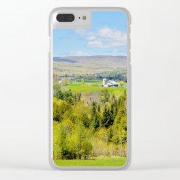 Danville, Vermont Clear iPhone Case