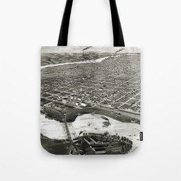 Great Falls - Montana - 1891 Tote Bag