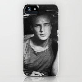 Marlon Brando iPhone Case