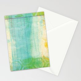 Mixed Up Abstract 9 Stationery Cards