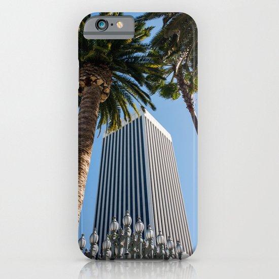 Robert Irwin Primal Palm Garden iPhone & iPod Case