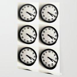 Four Nineteen Clock Wallpaper
