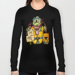 More Mutant Than Turtle Redux Long Sleeve T-shirt