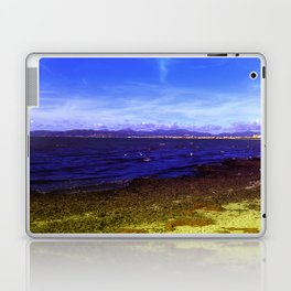 Colourful Beach Laptop & iPad Skin