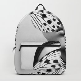 Woman Butterfly Backpack