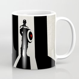 Cap from Winter Soldier Coffee Mug