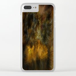 Visions in the Soul Clear iPhone Case