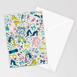 Heels and Handbags (sweet) Stationery Cards