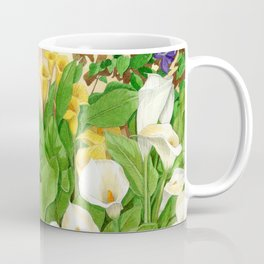 provencal_blue_window Coffee Mug