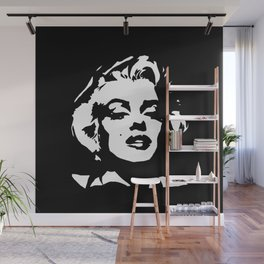 HOLLYWOOD ICONIC MOVIE STAR ACTRESS Wall Mural