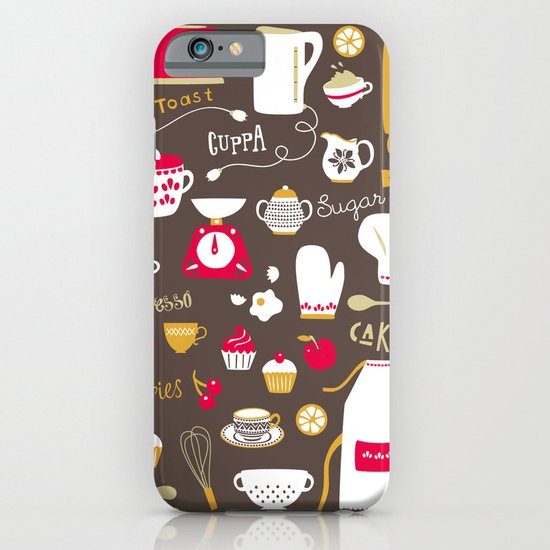Teatime Treat iPhone & iPod Case
