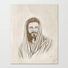 The Savior Canvas Print