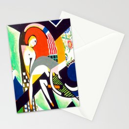 Henry Lyman Sayyen Thundershower Stationery Cards