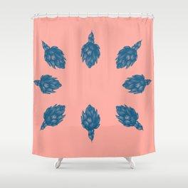 Artichoke Shower Curtain