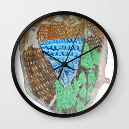 SOUL SAILOR no.1 Wall Clock