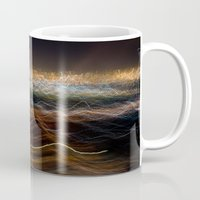 thailand Mugs featuring Approaching Thailand by Nathan Hadley