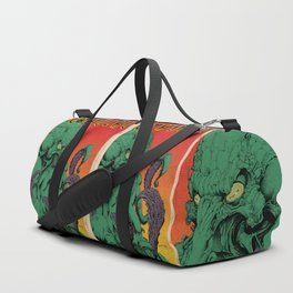 Vintage Cthulhu Duffle Bag