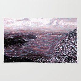 Rockies Mountain Rug