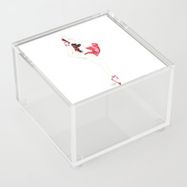 Ballerina / Dancer Acrylic Box