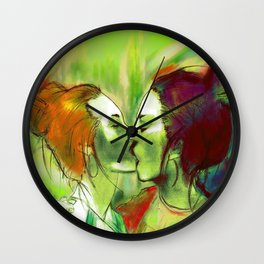 Kyoto Underpass Wall Clock