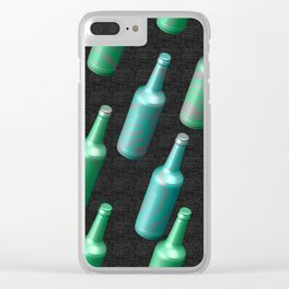beehhr Clear iPhone Case