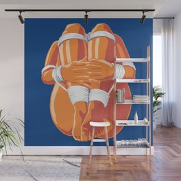 Bondage Bundle Wall Mural